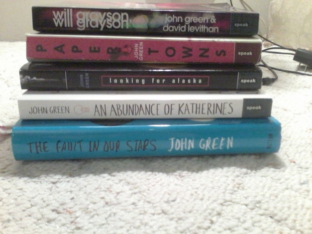 Favourite authors: